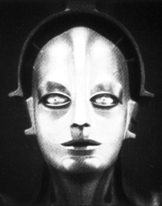 I Fritz Langs Metropolis (1927) spelar en android en avgörande roll.